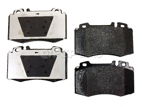 Mercedes Brake Pad Set - Genuine Mercedes 0044200820