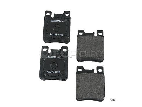 Mercedes Brake Pad Set - Genuine Mercedes 0044201620