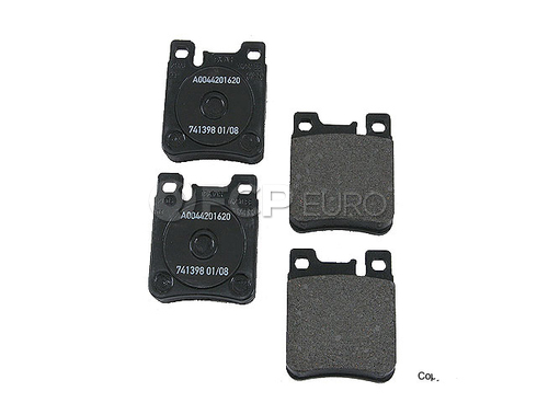 Mercedes Brake Pad Set - Genuine Mercedes 0044201620