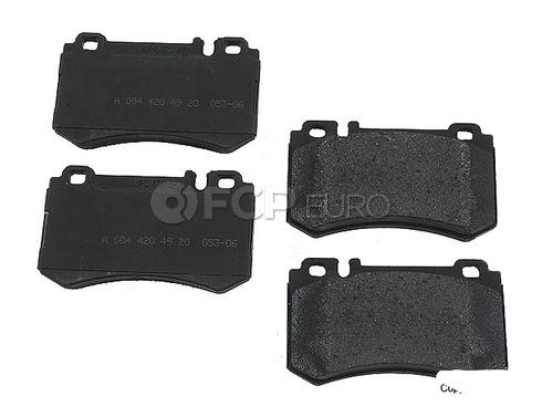 Mercedes Brake Pad Set - Genuine Mercedes 004420492041