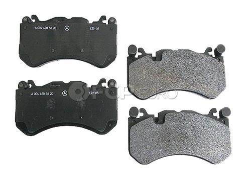 Mercedes Brake Pad Set - Genuine Mercedes 0074205320