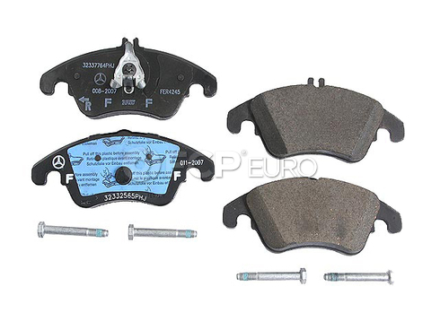 Mercedes Brake Pad Set - Genuine Mercedes 0074205820