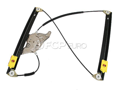 Audi Window Regulator (Allroad Quattro A6 A6 Quattro S6 RS6) - Genuine VW Audi 4B0837461C