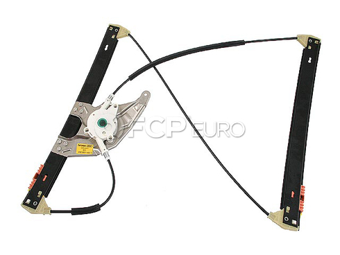 Audi Window Regulator - Trucktec 4B0837462C