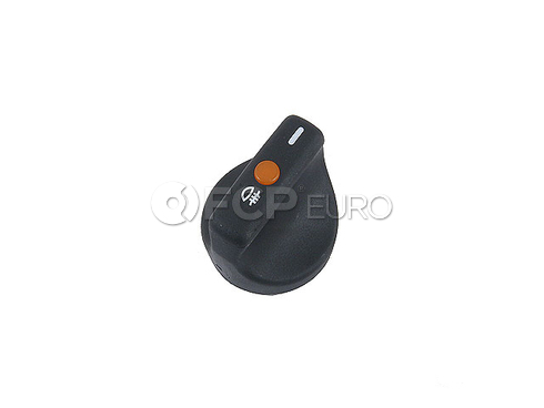 Mercedes Headlight Switch Knob - Genuine Mercedes 2025450081