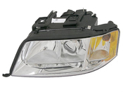 Audi Headlight Assembly Left (A6 A6 Quattro) - Hella 4B0941003AT
