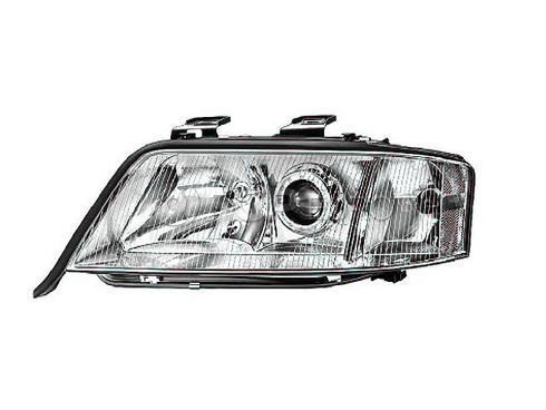 Audi Headlight Assembly Right (A6 A6 Quattro) - Hella 4B0941004AE