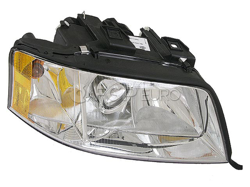 Audi Headlight Assembly Right (A6 A6 Quattro) - Hella 4B0941004AT