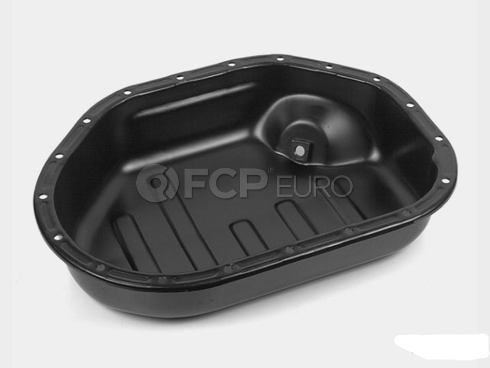 Mercedes Oil Pan - Meyle 1230100028