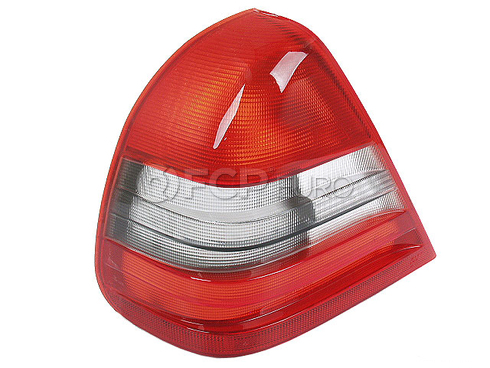 Mercedes Tail Light Lens Left  (C220 C230 C280 C36 AMG) - ULO 2028202566