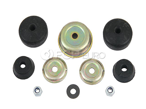 Mercedes Mount Damper Bushing Kit - Genuine Mercedes 1232400117