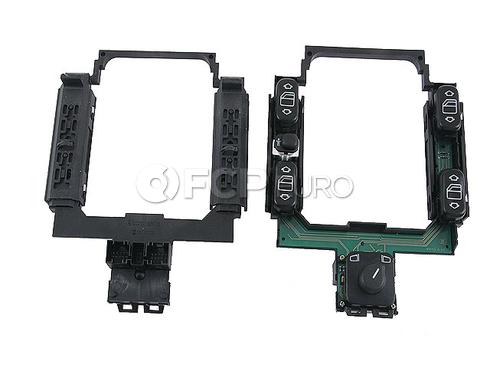 Mercedes Door Mirror Switch - Genuine Mercedes 2028208210