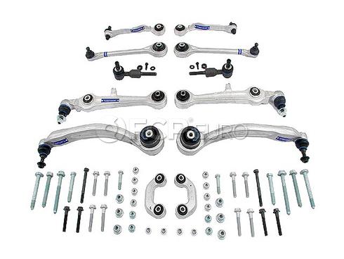 Audi Control Arm Kit - Meyle HD 4D0498510A