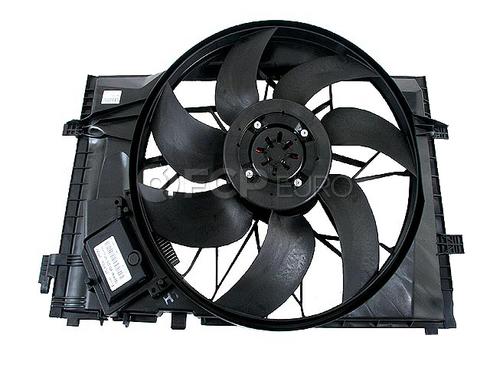 Mercedes Cooling Fan Motor - Genuine Mercedes 2035000293