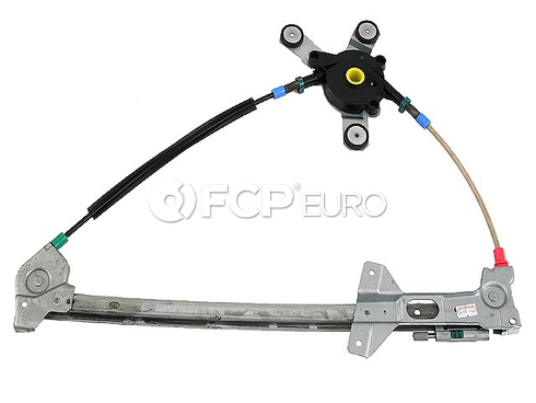 Audi Window Regulator Front Left (A8 A8 Quattro S8) - Genuine VW Audi 4D0837461A