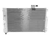 Mercedes A/C Condenser - Behr 2035001254B