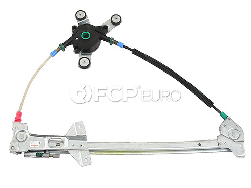 Audi Window Regulator Front Right (A8 A8 Quattro S8) - Genuine VW Audi 4D0837462A