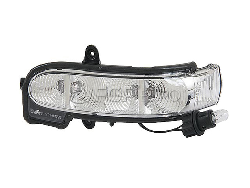 Mercedes Turn Signal Light Assembly - Genuine Mercedes 2038201321