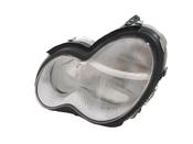 Mercedes Headlight Assembly - Magneti Marelli 2038201561