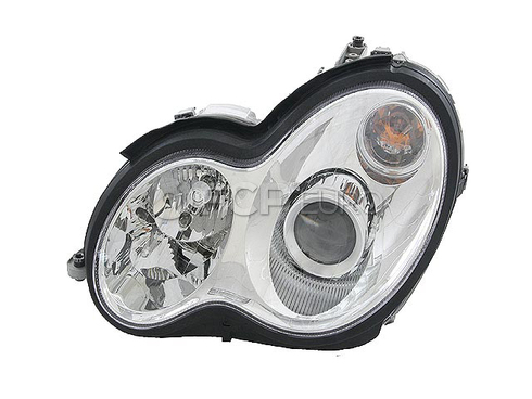 Mercedes Headlight Assembly - Magneti Marelli 2038204161
