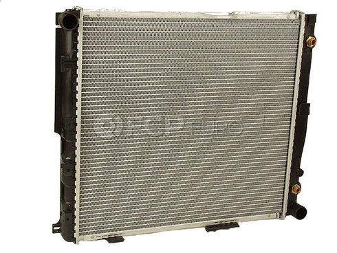 Mercedes Radiator (300D) - Nissens 1245009803A
