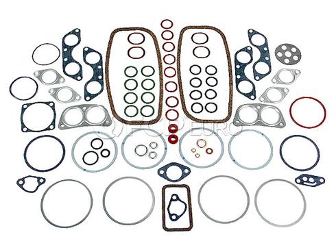 VW Porsche Full Gasket Set (412 914 Campmobile Transporter) - Reinz 021198009B