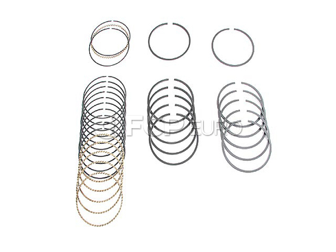 VW Piston Ring Set (Corrado EuroVan Passat Jetta Golf) - Grant 021198151G