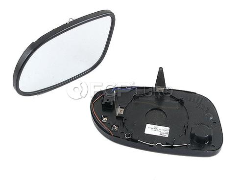 Mercedes Door Mirror Glass - Genuine Mercedes 2088100521