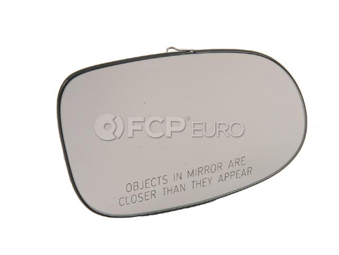 Mercedes Door Mirror Glass - Genuine Mercedes 2088101421