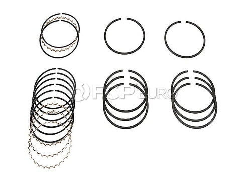 VW Piston Ring Set (412 Campmobile Transporter) - Grant 021198175G