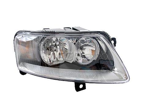 Audi Headlight Assembly Right (A6 A6 Quattro) - Hella 4F0941004M