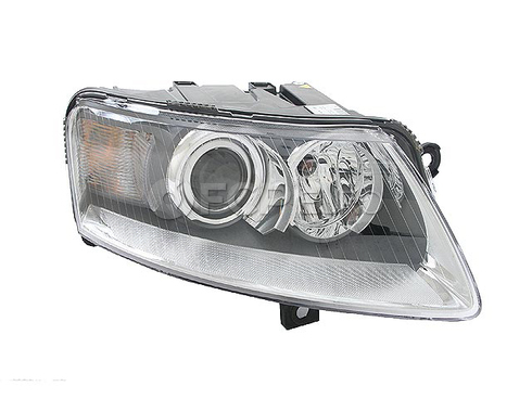 Audi Headlight Assembly Right (A6 S6 A6 Quattro) - Hella 4F0941030AM