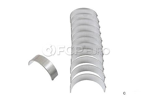 VW Audi Connecting Rod Bearing Set - Glyco 021198501B