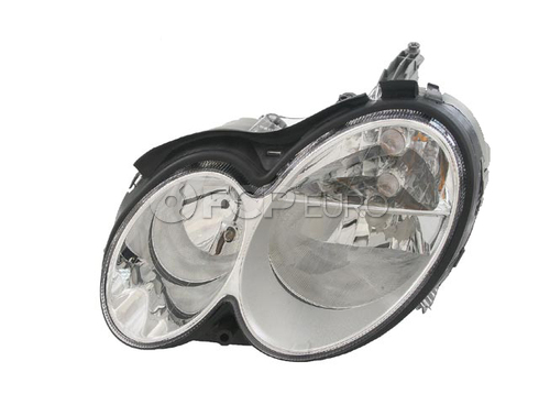 Mercedes Headlight Assembly Left - Hella 2098200561