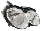 Mercedes Headlight Assembly - Hella 2098200661