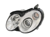 Mercedes Headlight Assembly - Hella 2098201161