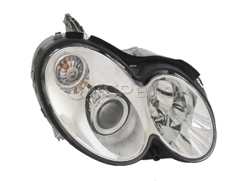 Mercedes Headlight Assembly - Hella 2098201261