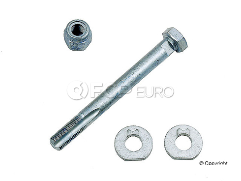 Mercedes Eccentric Bolt Kit Front Lower - Genuine Mercedes 2103300018