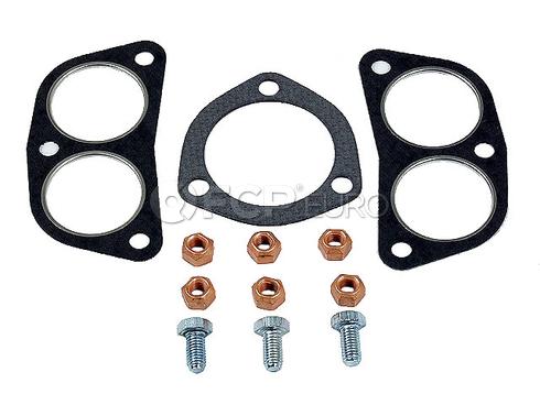 VW Exhaust Muffler Gasket Set (914 412 Vanagon)- H J Schulte 021298001A