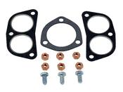 VW Exhaust Muffler Gasket Set - H J Schulte 021298001A
