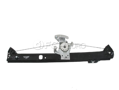 BMW Window Regulator Rear Right (E53) - Meyle 51357125060