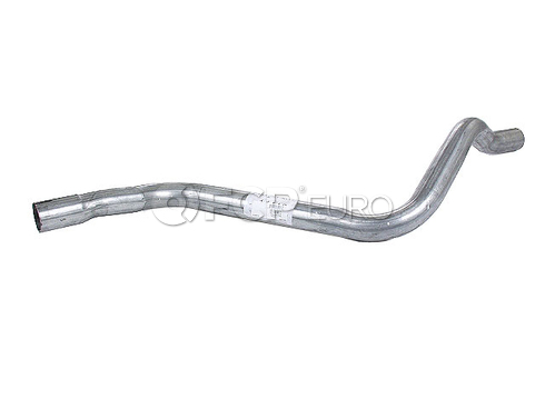 VW Exhaust Pipe (Scirocco Rabbit Convertible Cabriolet) - Starla 533253303C