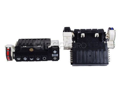 Mercedes Heater Control Unit (300SD 380SE 380SEC 380SEL) - Beckmann 126830028588A