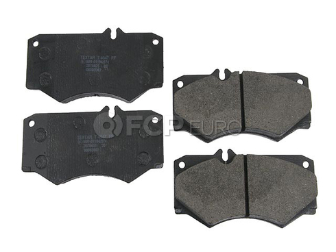 Mercedes Brake Pad Set - Textar 6014208720