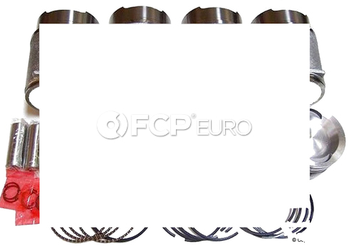 VW Piston Set (Vanagon Transporter) - QSC 02519807596QS