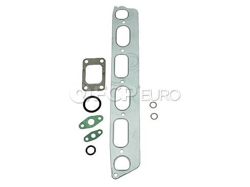 Mercedes Turbocharger Mounting Gasket Set (300CD 300D 300SD 300TD) - Elring 6170900680A