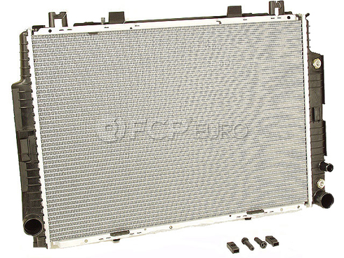 Mercedes Radiator (400SE CL500 S600) - Nissens 1405001403A