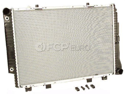 Mercedes Radiator (300SD S350) - Nissens 1405002303A