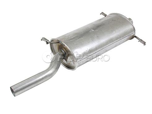 VW Exhaust Muffler (Cabriolet) - Ansa 155253609MAN