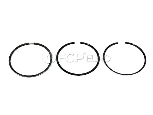 VW Audi Piston Ring Set (Cabriolet Golf Jetta)- Goetze 026198151B